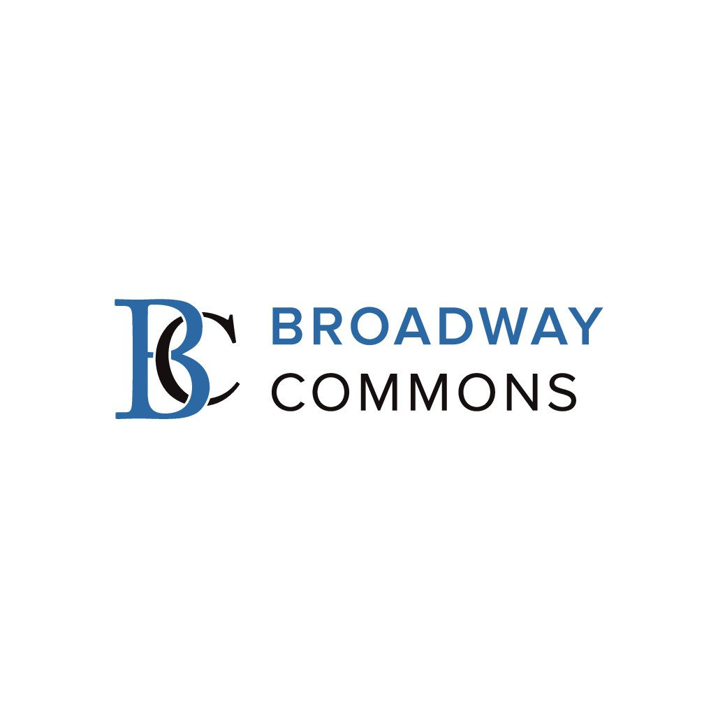 Broadway Commons Professional Services Building Logo Design