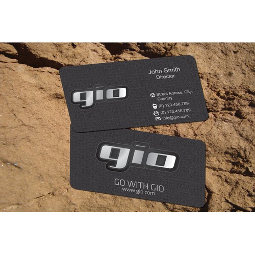 Create the next stationery for GIO Bikes