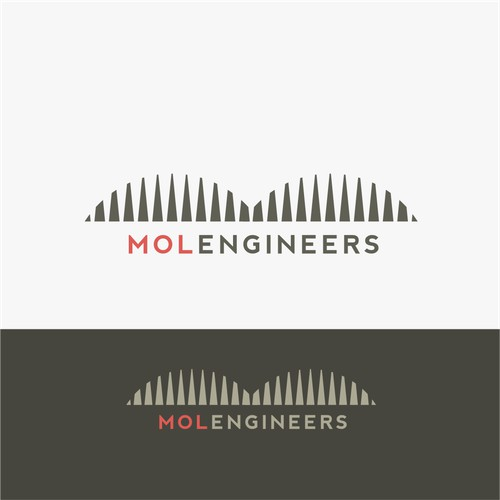 logo for a new consulting engineering business