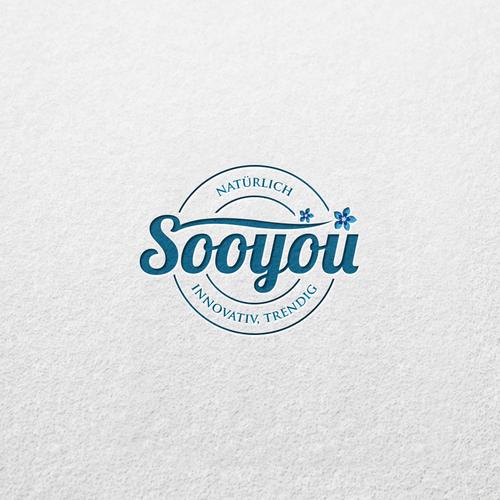 bold logo concept for SOOYOU.
