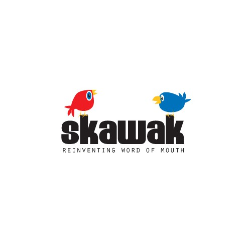 Help Skawak with a new logo