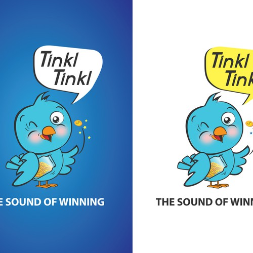Winners need a winning logo - TinklTinkl