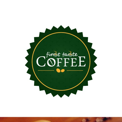 New logo wanted for First Taste Coffee