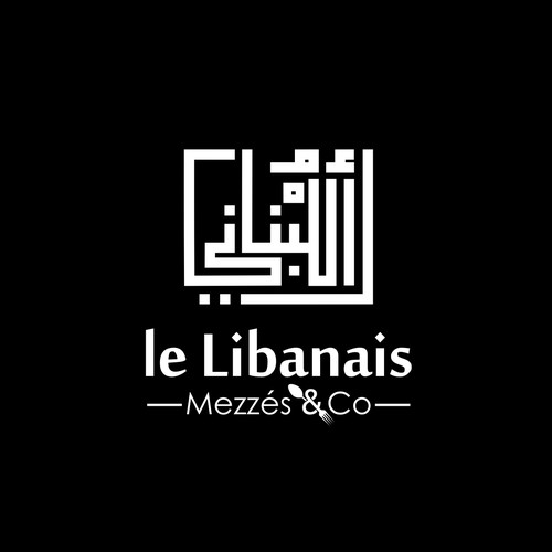 logo for the restaurant.