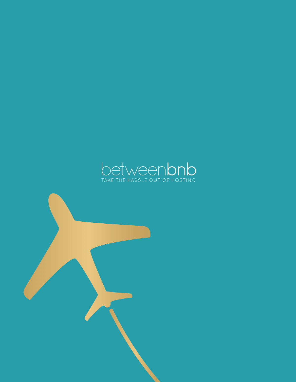betweenbnb additional letterhead design