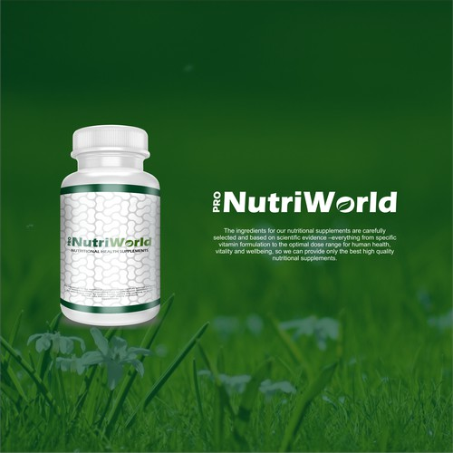 ProNutriWorld or Pro Nutri World