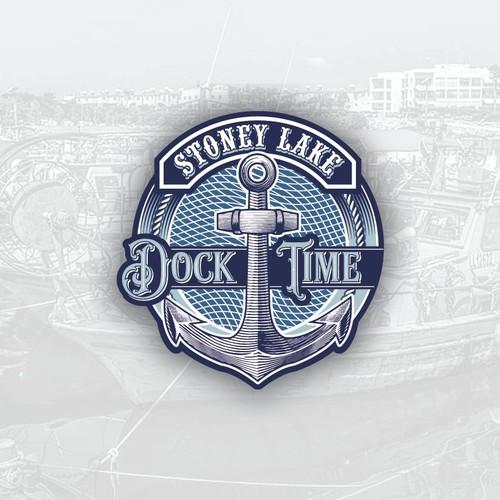 Dock Time logo