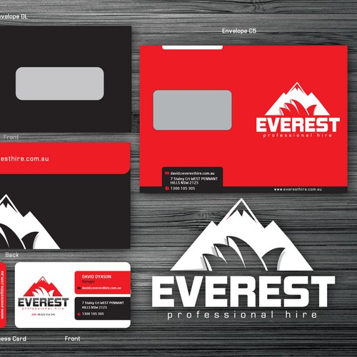 Stationery Everest