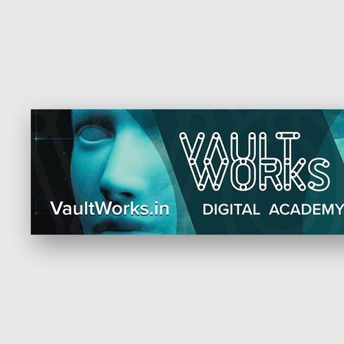 VaultWorks - Banner for Building