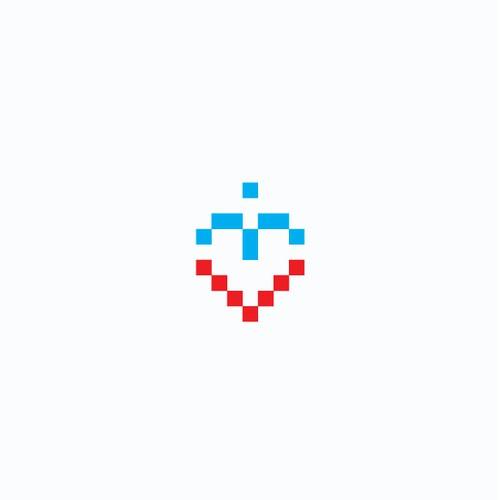 Minimalistic and modern logo redesign