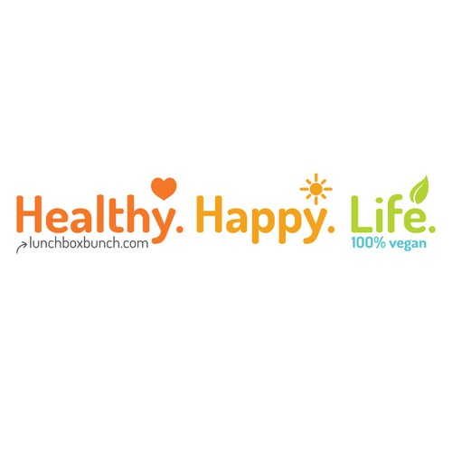 Logo Makeover wanted for Healthy. Happy. Life.