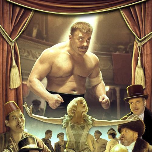 The Iron Ivan movie poster