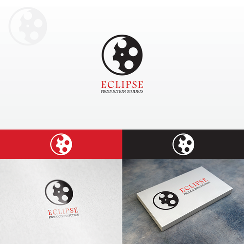 Logo design for production studio.