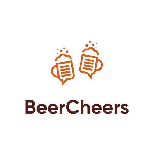 Logo for BeerCheers
