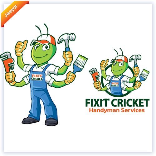 FixIt Cricket Logo