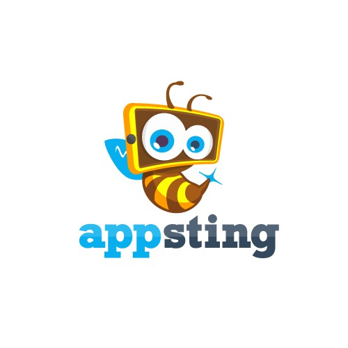 AppSting Logo Design