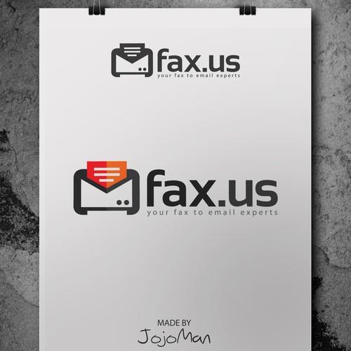 Help fax.us create a logo.