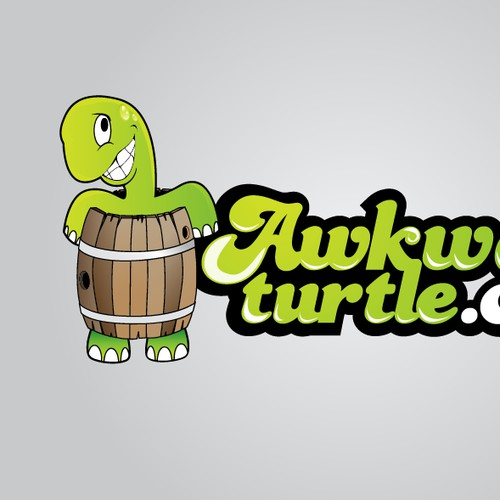 AwkwardTurtle.com needs a new logo/mascot
