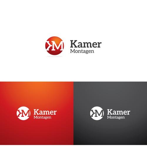 K M Logo