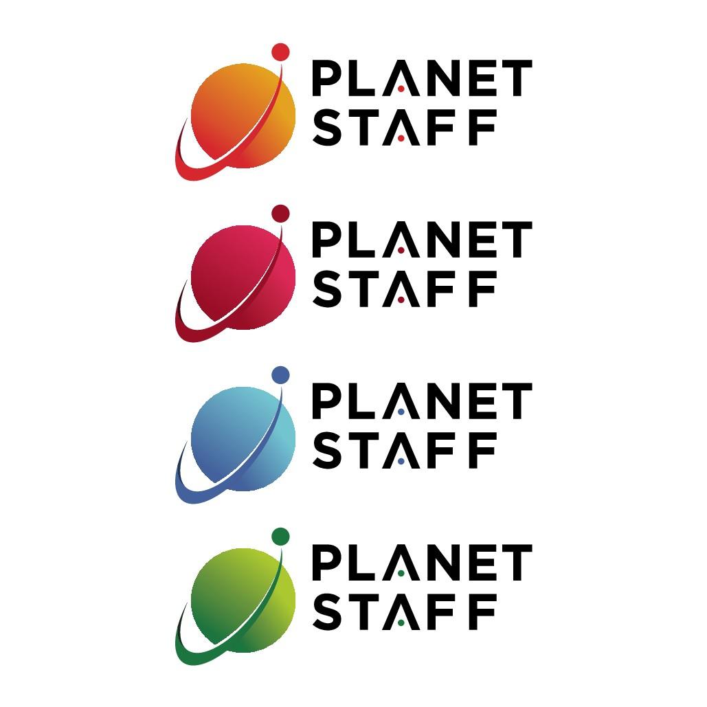 """Personalfirma """"planet staff"""" braucht ein schickes Logo"""