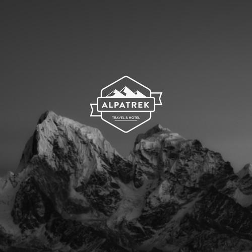 Travel & Hotel Logo