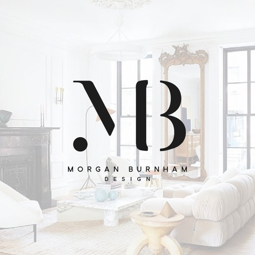 Logo Concept for Morgan Burnham Design