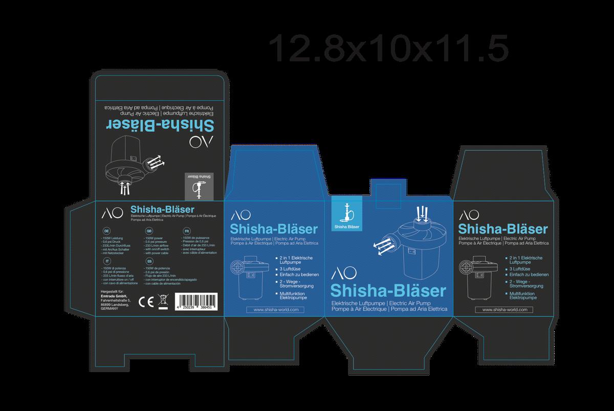 N1904911 Shisha Bläser packaging