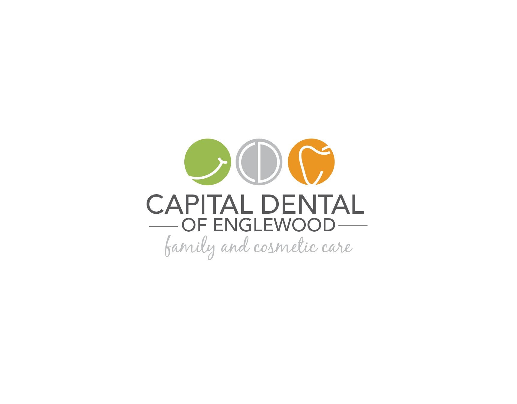 Help Capital Dental of Englewood with a new logo