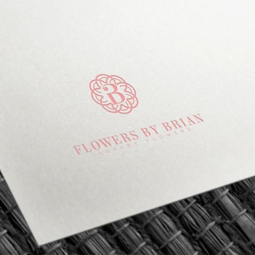Flowers By Brain logo