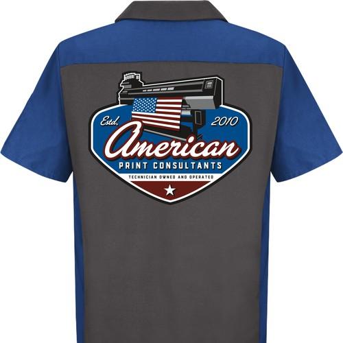 """Garage Style"" Logo for Shirt"