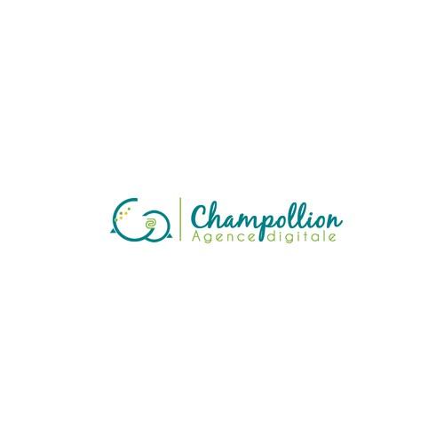 New web digital logo