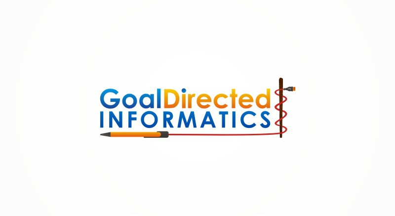 New logo wanted for Goal Directed Informatics