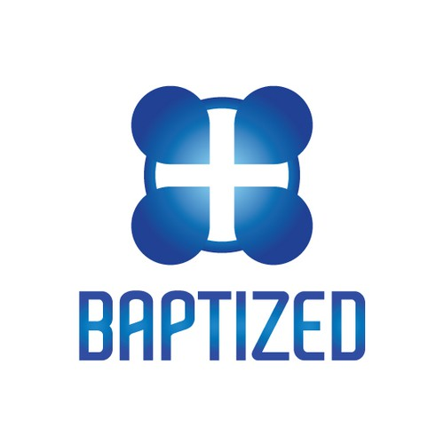 Baptized Church - logo design