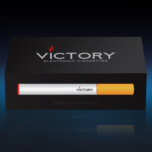 Victory Electroni Cigarettes Starter Kit Package