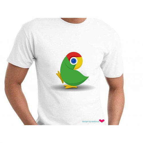 Google Chrome Mascot