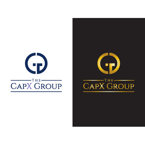 create a eye catching logo to capture attention of investors in small emerging market