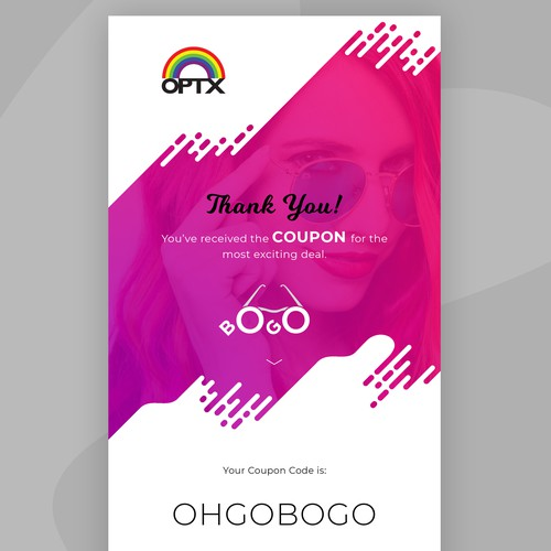 RainbowOptx Email Design