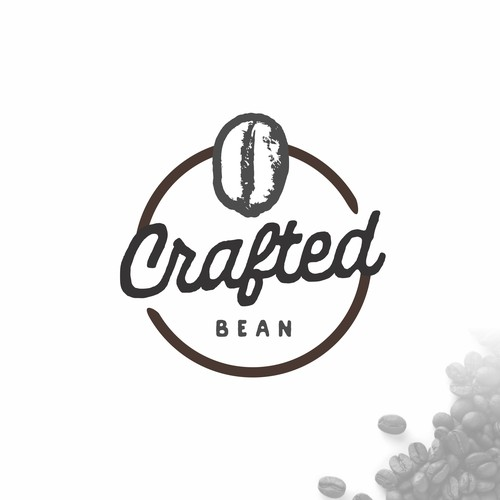 Logo for Crafted Bean