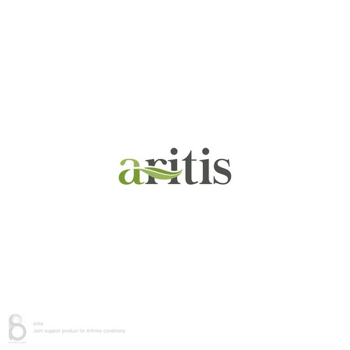 Logo design for 'aritis'