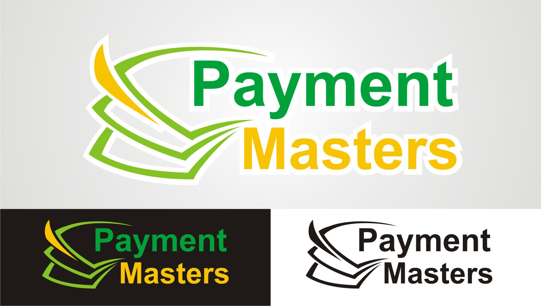 Create the next logo for Payment Masters