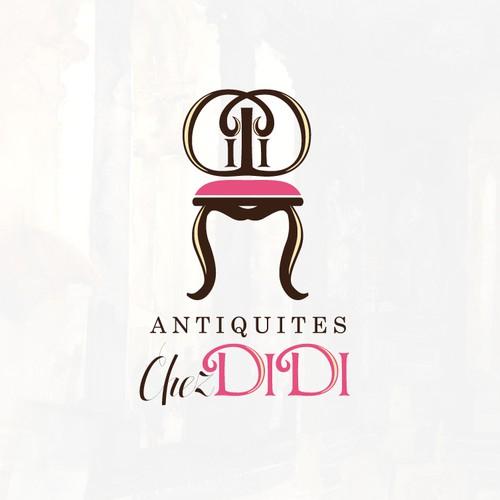 Antiques Shop LOGO Design