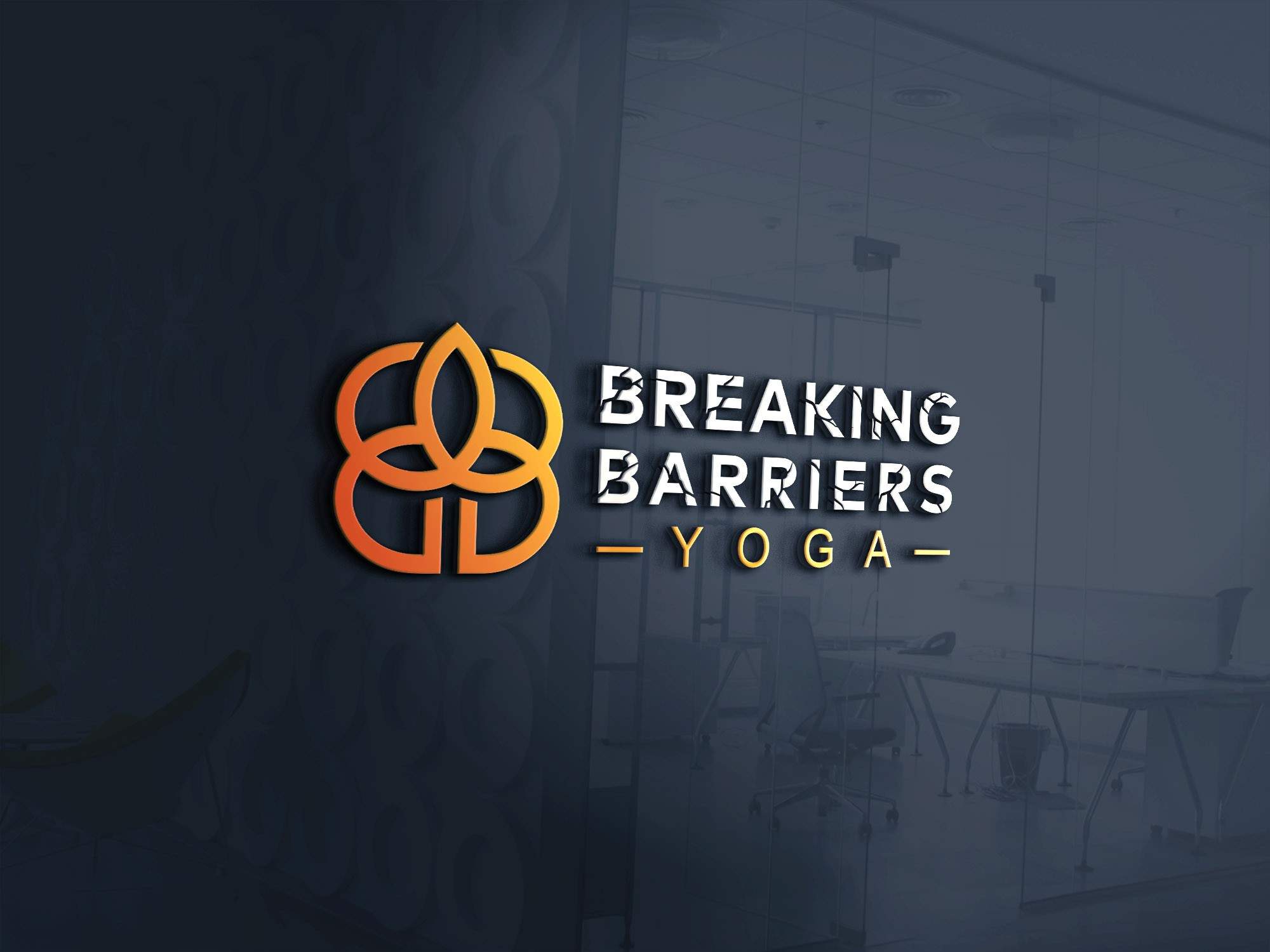 Breaking Barriers Yoga wants to Change the World!