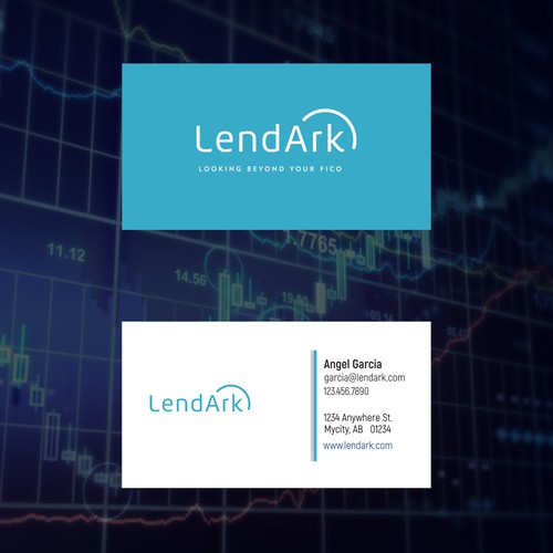 LendArk Business Card