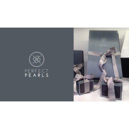 Create a luxurious, high end designer feel logo for Perfect Pearls