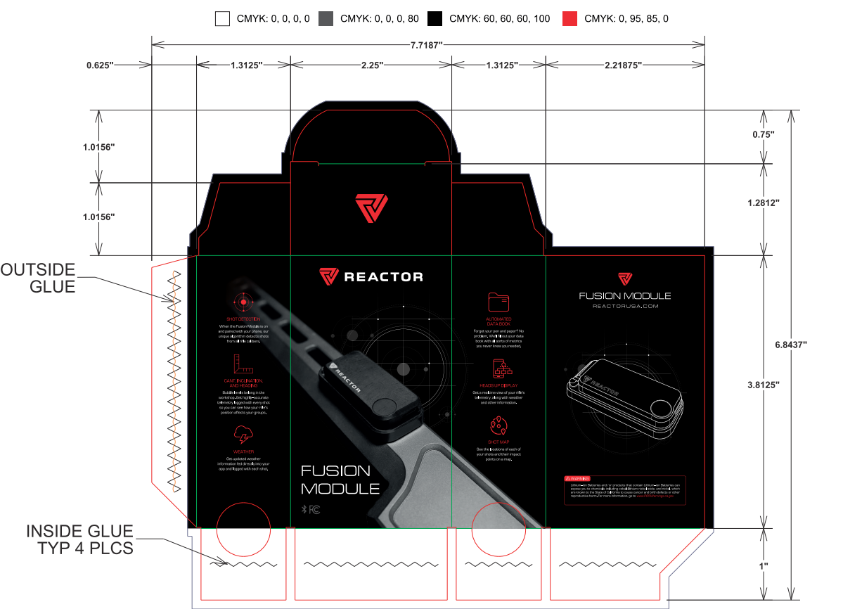Product Packaging for Reactor