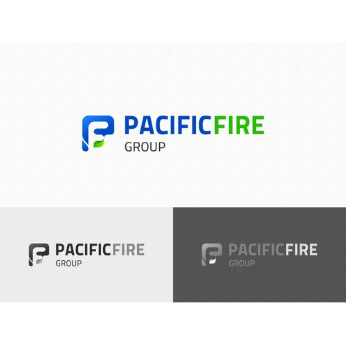 Pacific Fire Group Logo