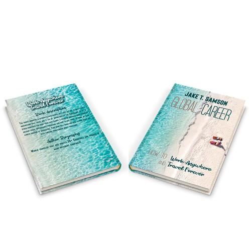 Book Cover design for JAKE T. SAMSON