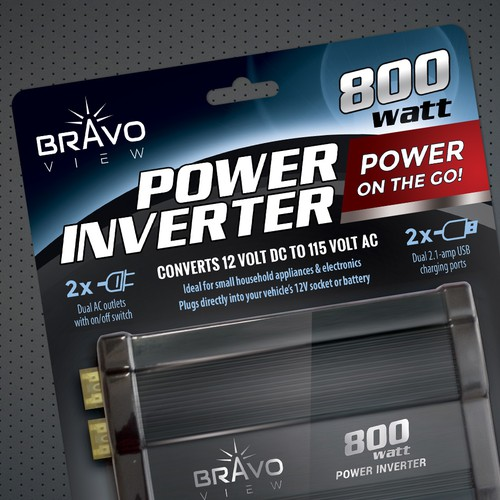 Power Inverter package redesign
