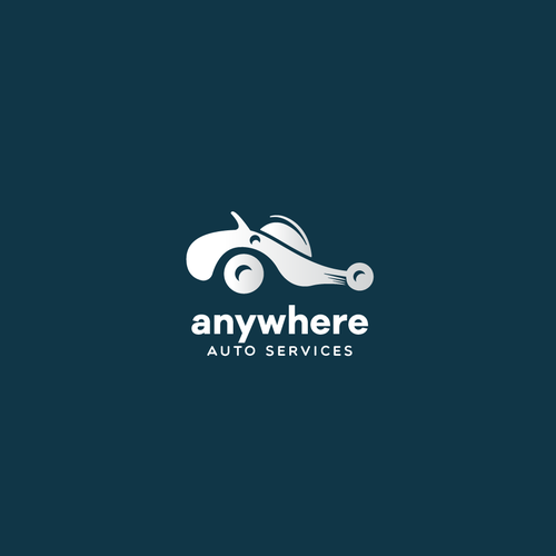 Nice car logo design