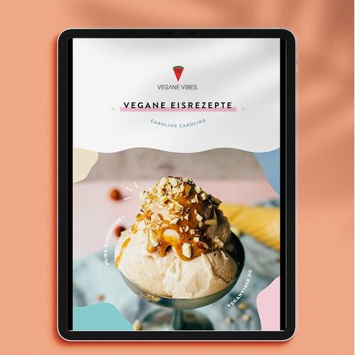 Fun Vegan Ice Cream Recipe Book